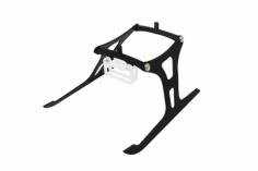 Rakonheli Landegestell in schwarz für Blade Nano CPX/CPS/S2