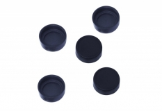 Mobius Ersatz-Objektivdeckel für Weitwinkellinse C2, 5 Stück