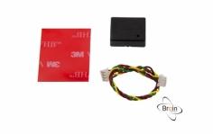 MSH Brain Anschluss-Set für Mini USB Brain in schwarz