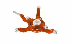 Rakonheli Taumelscheibe Alu in orange für Blade 230S und 250CFX