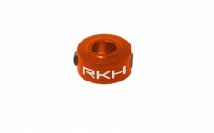 Rakonheli Alu Stellring in orange für Blade 230S