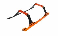 Rakonheli Landegestell Carbon in orange für Blade 230s