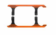 Rakonheli Landegestell Ersatzkufen in orange für Blade 230s