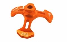 Rakonheli Taumelscheibeneinstellhilfe in orange für den Blade 230s