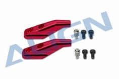 Align Anlenkung Hauptrotorblatthalter aus Metall in rot für T-REX 700FL