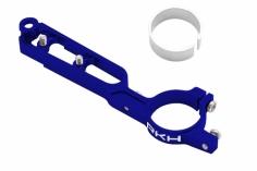 Rakonheli Motorhalterung in blau für den Blade Nano QX 2 und Glimpse