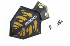 Dromida Kodo Kabinenhaube schwarz/gelb