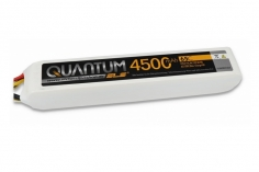 SLS AKku Quantum 4500mAh 12S1P 44,4V 65C/130C SplitPack