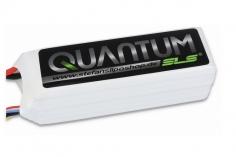 SLS Akku Quantum 5000mAh 6S1P 22,2V 40C/80C