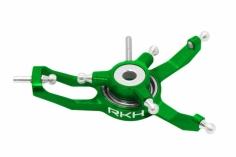 Rakonheli Taumelscheibe für Dreiblattkopf in grün für Blade Nano CPS