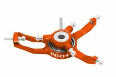 Rakonheli Taumelscheibe für Dreiblattkopf in orange für Blade Nano CPS