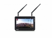 FPV Monitor CamOne 7 Stratos+ Movie DVR 5,8 GHz Diversity Screen