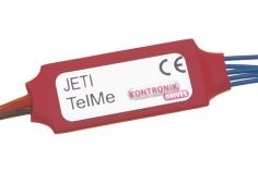 Kontronik TelMe Telemetrie Modul für Jeti