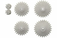 ACME Zoopa 150 Getriebesatz