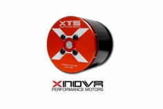 XNOVA XTS 4525-600kv YY thick Wire - 6/36mm Welle A