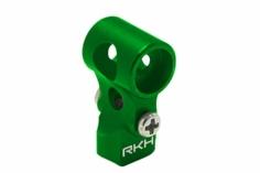 Rakonheli DFC Hauptrotorkopf Zentralstück aus Alu in grün für den Nano CPX/CPS