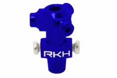 Rakonheli Dreiblattkopf Zentralstück blau  aus CNC Alu für Blade Nano CPX/CPS