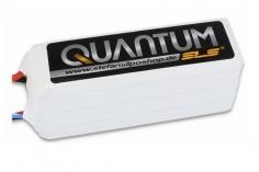 SLS Akku Quantum 5000mAh 7S1P 25,9V 65C/130C
