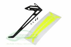 Seitenleitwerk für Goblin Black Thunder/Nitro/Thunder Sport