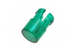 LED Kappe grün für 3mm LED