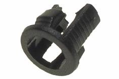 Befestigungssockel schwarz für 5mm LED´s