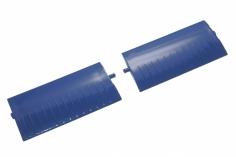 AS-350 Leitwerk in blau für 450er
