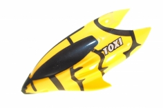 Revell Ersatzteil Kabinenhaube in gelb für Revell Control XS-Helikopter Toxi