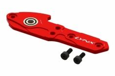 OXY Ersatzteil Heckgehäuseplatte aus Alu in rot für OXY3