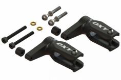 OXY Ersatzteil Hauptrotorblatthalter Pro Edition in schwarz für OXY3