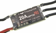 LittleBee PRO ESC 20 Ampere 2-4S mit BLHeli