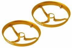 Rakonheli Propellerschützer in gelb für Blade Inductrix