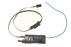 IISI TXE-K Sender mit Hobbywing Platinum V4 Adapter