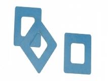 Bavarian Demon Klebepads Acro (hart) 3 Stück für AXON und CORTEXpro