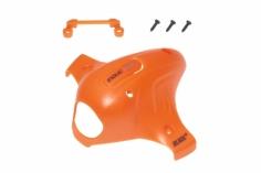 Blade Ersatzteil Inductrix FPV Haube/Kameraabdeckung in orange