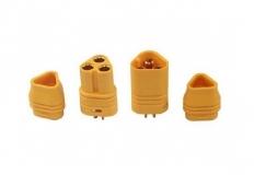 MT30 Stecker und Buchse für die Motoranschlüsse