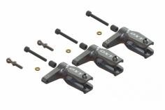OXY Ersatzteil Hauptrotorblatthalter V2 für den OXY3 Drei-Blattkopf
