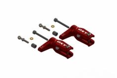 OXY Ersatzteil Hauptrotorblatthalter V2 in rot für den OXY3