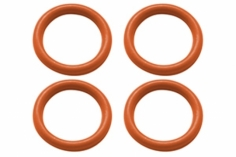 Rakonheli Motorkabelhalter O-Ring 6x1mm in orange für Blade Inductrix