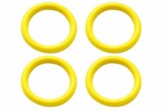 Rakonheli Motorkabelhalter O-Ring 6x1mm in gelb für Blade Inductrix