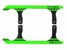 Rakonheli Landegestell Ersatzkufen in grün für Blade 250CFX