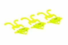 Lynx Kamerahlter mit Schutzbügel 7°/15°/20° in gelb für Blade Inductrix FPV