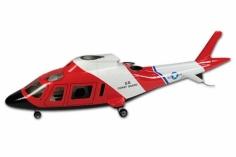 450er Rumpf A-109 GFK Agusta