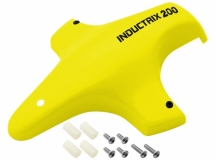 Rakonheli Tuning Haube aus Fiberglas in gelb für Blade Inductrix 200
