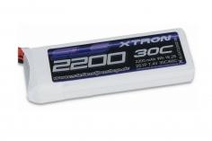 SLS Akku XTRON 2200mAh 2S1P 7,4V 30C/60C