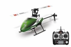 XK Innovations Hubschrauber K100 Falcon RTF mit FTR