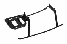 XK Innovations Ersatzteil Landegestell mit Akkuhalterung für K100