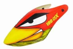 Lionheli Fiberglass Haube Angry Bird für den Blade 180CFX