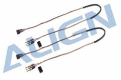 Align Anschlusskabel für Heckmotor für T-REX 150X