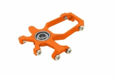 Rakonheli Hauptwellenlagerblock oben in orange für Blade Nano CPS