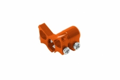 Rakonheli Heckrohrhalterung in orange für Blade Nano CPS
